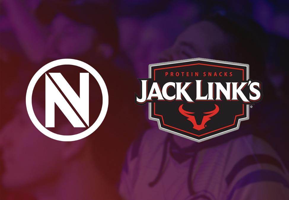 Envy Gaming и Jack Links