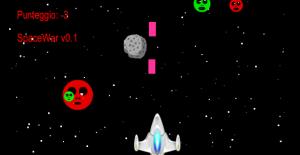 spacewar игра