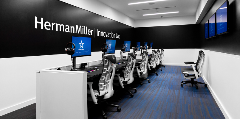 Complexity Gaming x Herman Miller