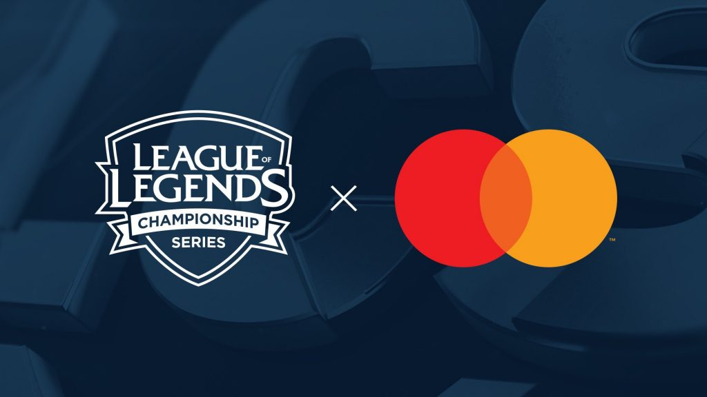 G2 Esports League of Legends и Mastercard