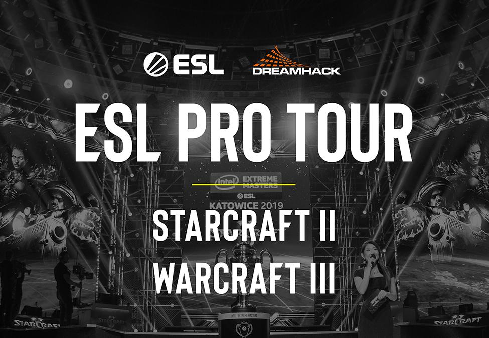 ESL Pro Tour: StarCraft и Warcraft