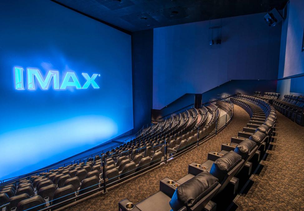 IMAX и Vindex сотрудничество